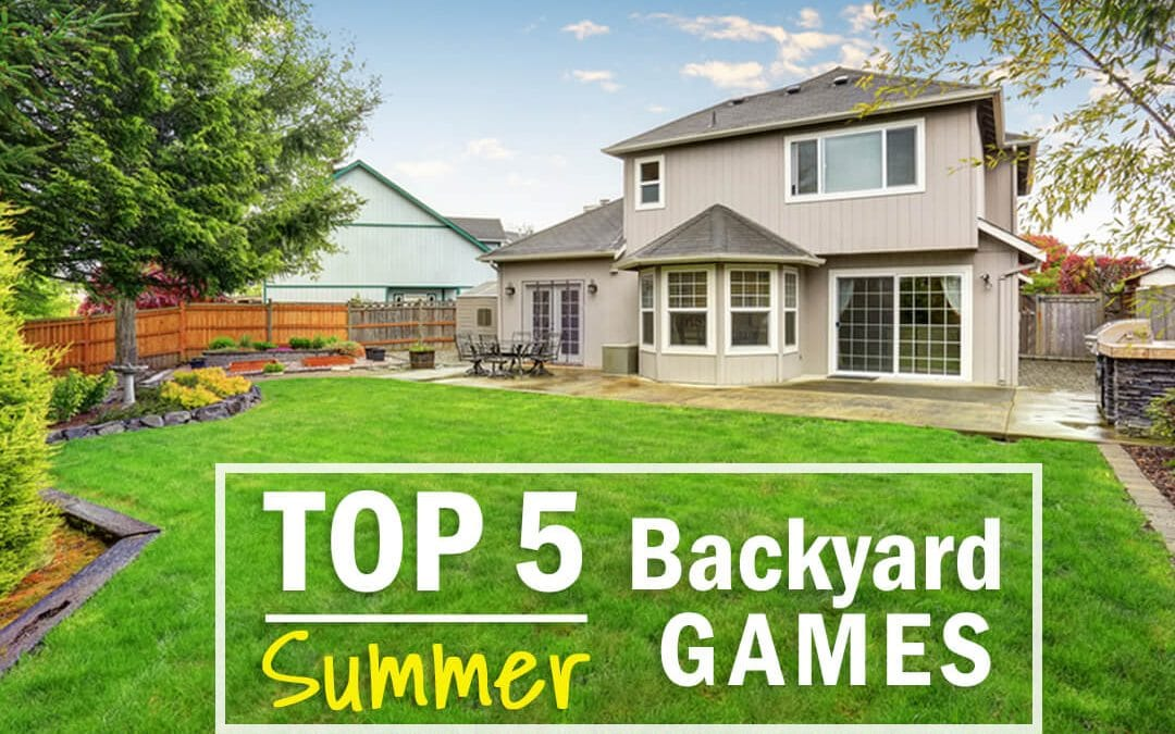 Top 5 Best Backyard Games