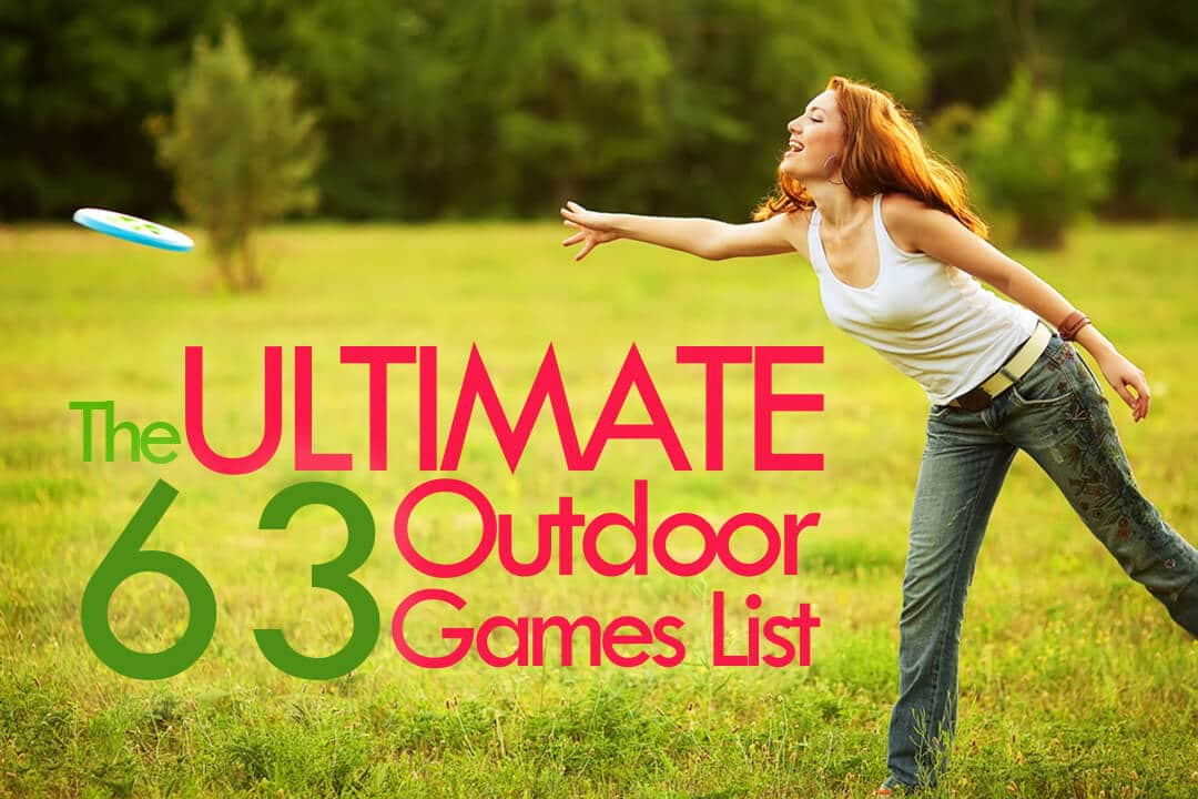 21 Best Outdoor Games for 4 People 2