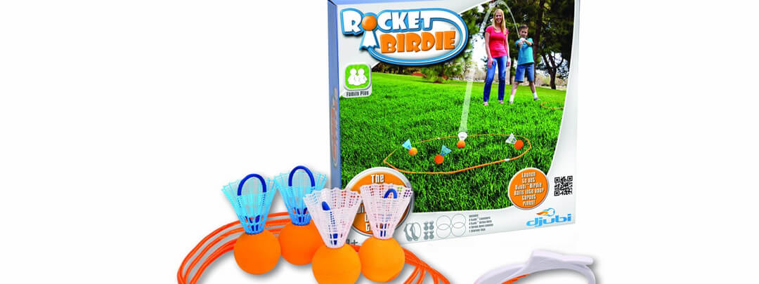 Djubi Rocket Birdie | Ultimate 63 Outdoor Games List