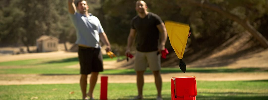 Flagger Toss Game | Ultimate 63 Outdoor Games List