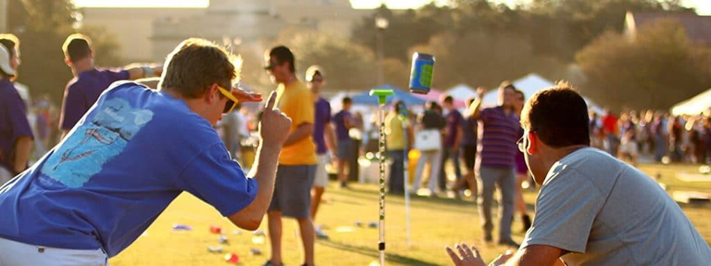 Bottle Bash | Ultimate Frisbee Drinking Game