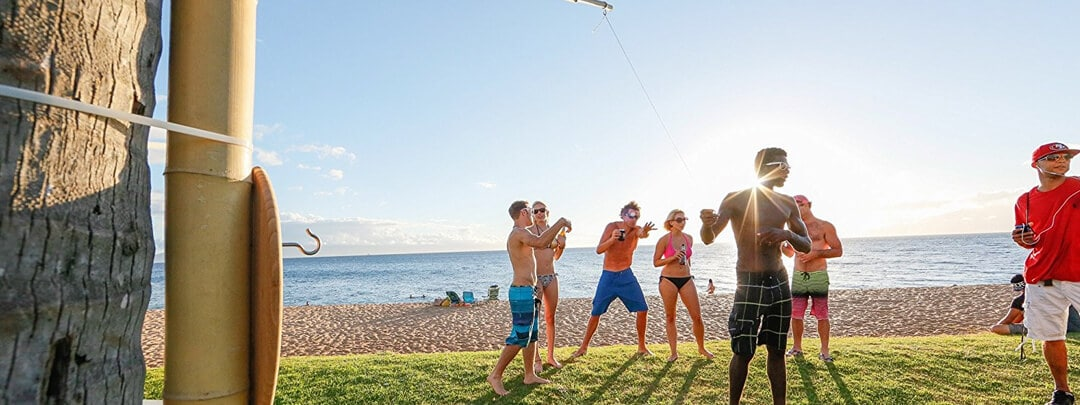 Tiki Toss | Ultimate 63 Outdoor Games List