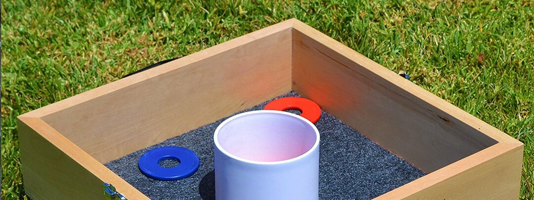 Washer Toss | Ultimate 63 Outdoor Games List