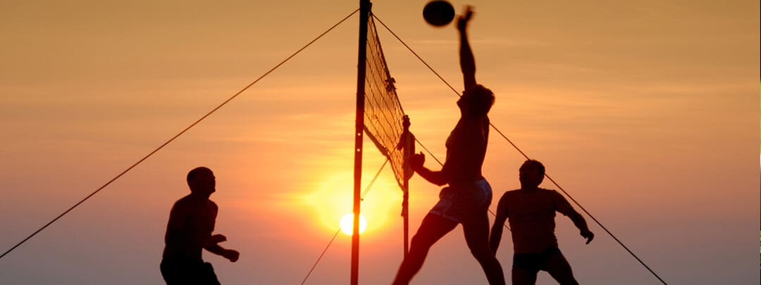 Volleyball | Ultimate 63 Outdoor Games List