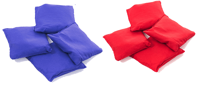 Bean Bags for Cornhole Game or Bean Bag Toss