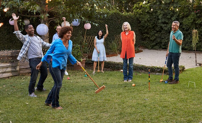 How to Play Croquet Lawn Game and Unofficial Drinking Game Rules