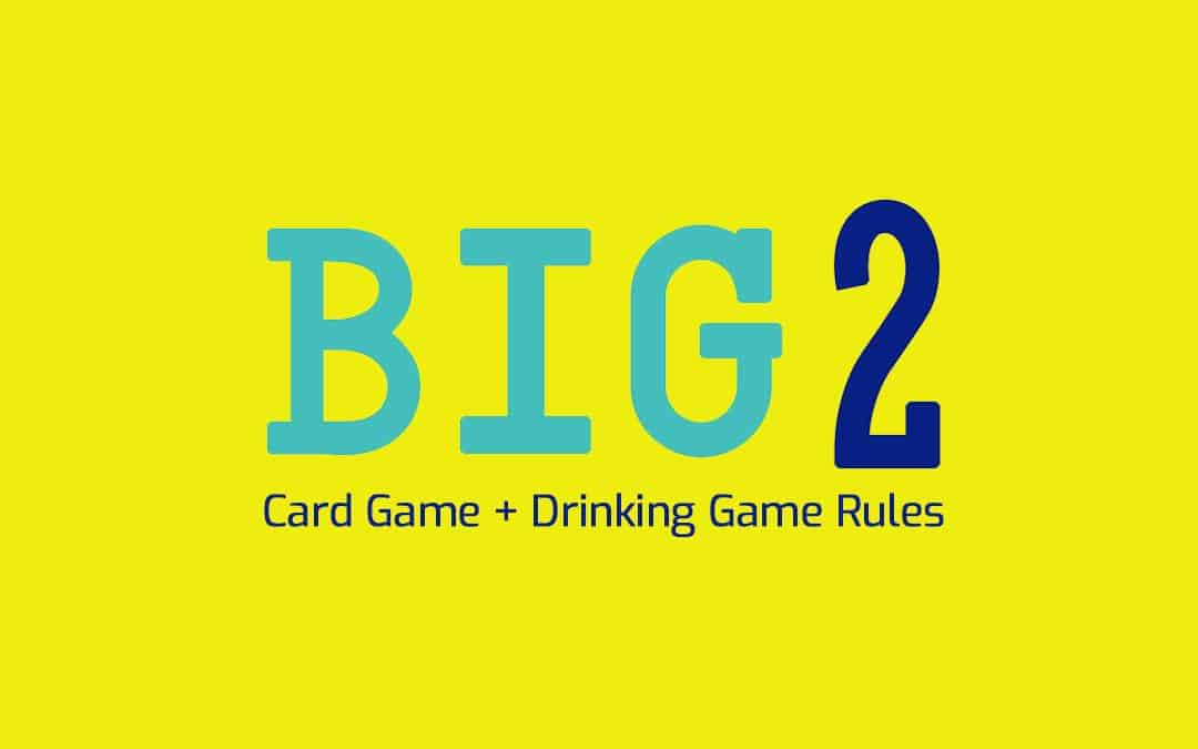 Big 2 Card Game Rules