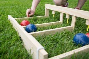 Rolling 3 Yard Game