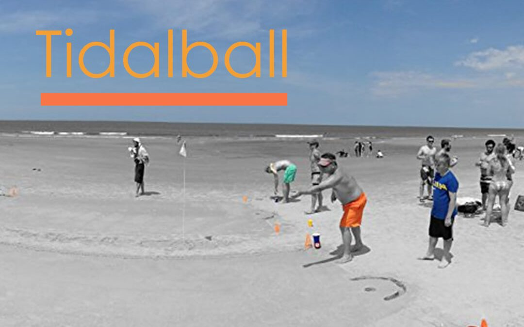 TidalBall Beach Game Review & Drinking Rules