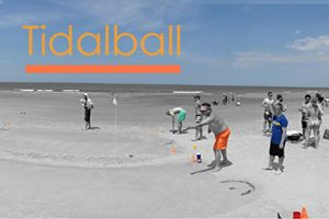 Tidalball Beach Game | Rules to Play Tidalball