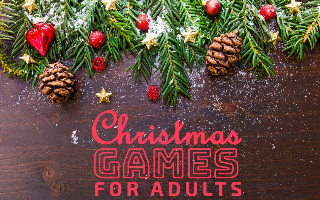 Christmas Games for Adults | Best Games for Adults at Christmas