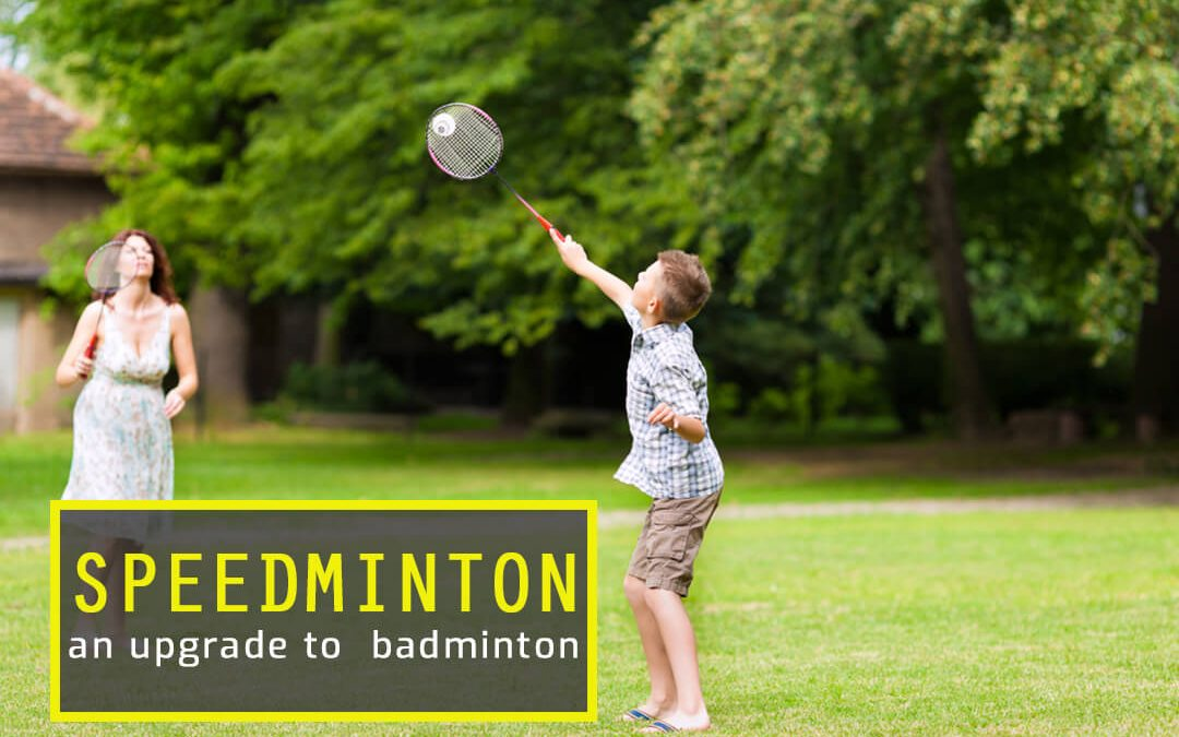 Speedminton: Review & How to Play this FAST game