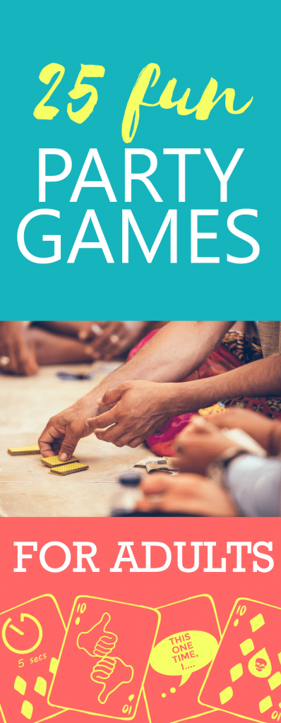 Party Games for Adults | Board Party Games