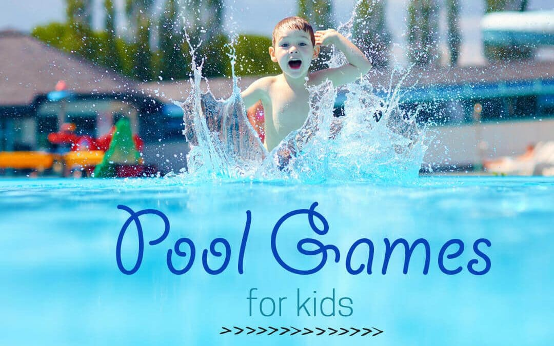 Swimming Pool Games and Inflatable Toys for Kids
