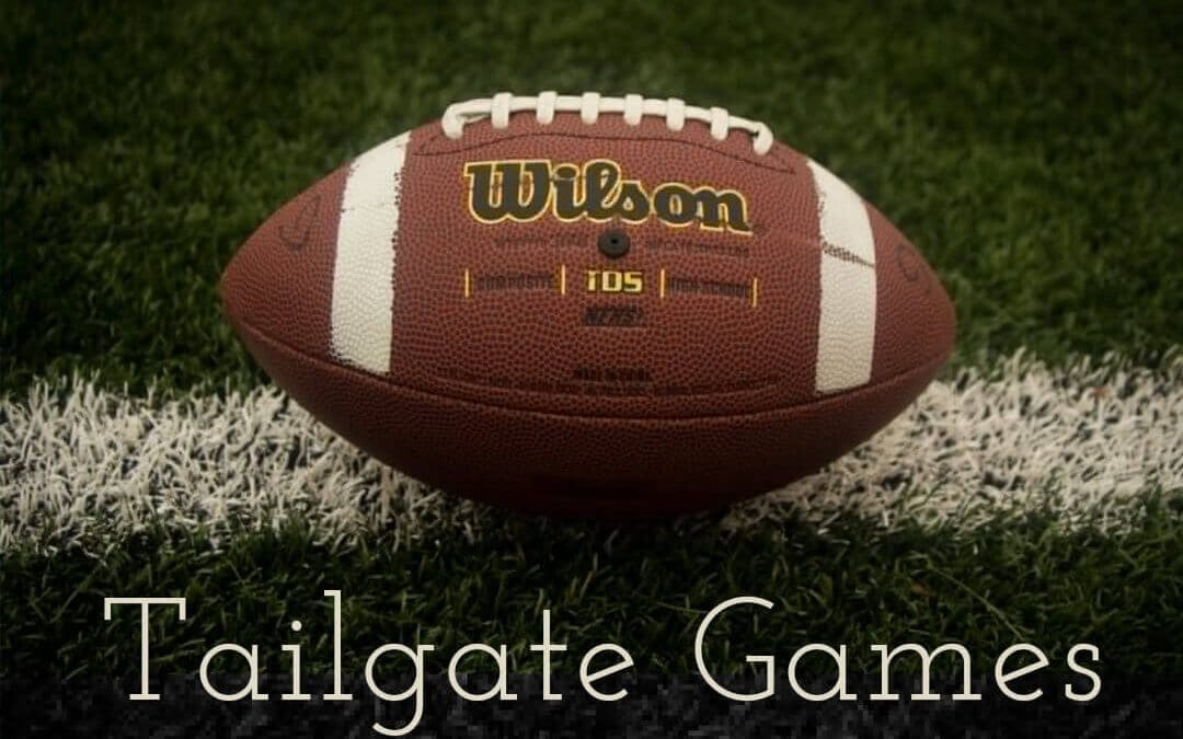 20+ Fun Tailgate Games and Tailgating Accessories for Football Parties