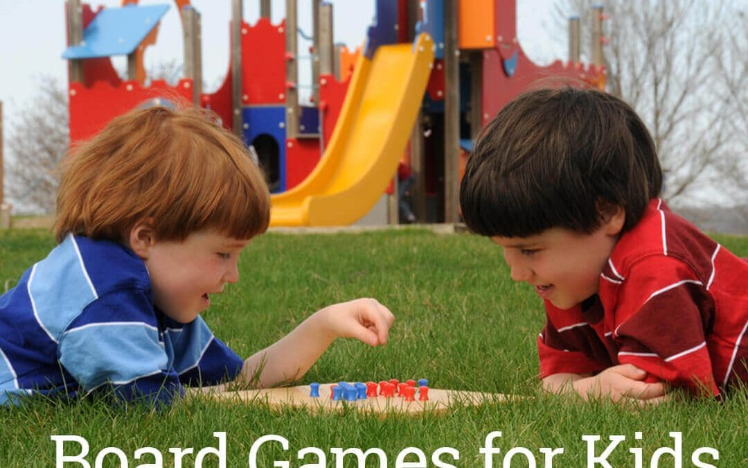 20+ Best Family Friendly Board Games for Kids they will Actually LOVE!