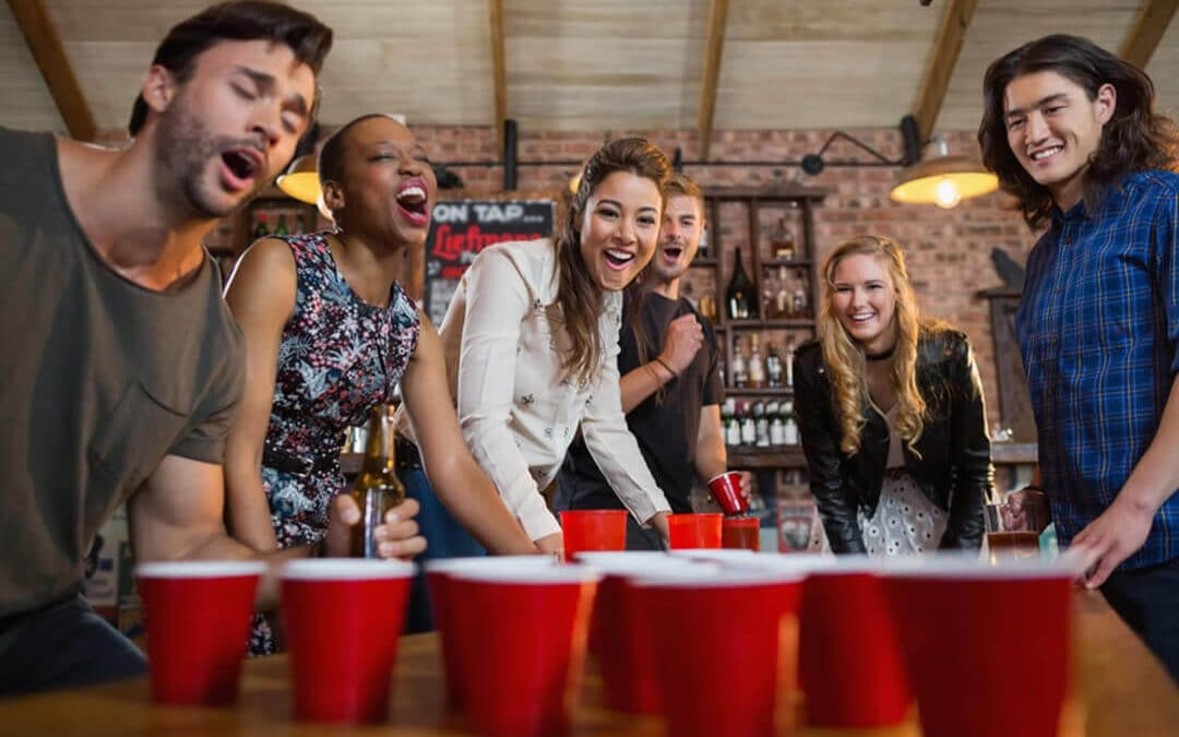 "The Backyard Games ""Unofficial"" Beer Pong Rules and How to Play"
