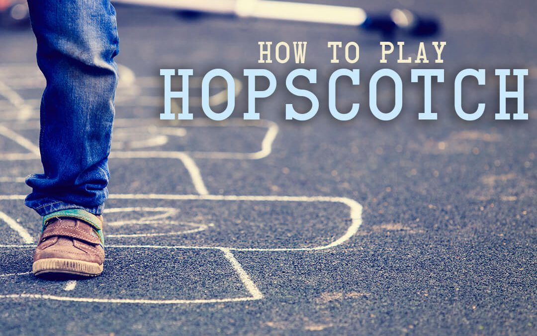 Hopscotch Rules and DIY Dimensions to Build and Play Your Own Game