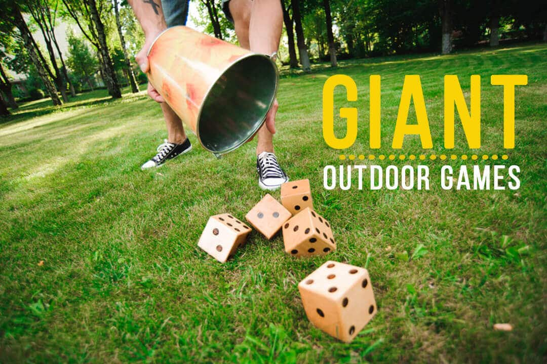 The Best Giant Outdoor Board And Toss Games For Your Backyard