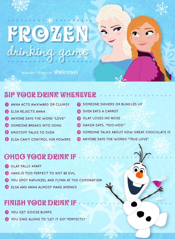10 Favorite Christmas Movie Drinking Games 6