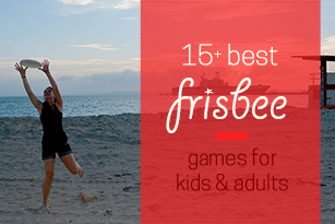 21 Outdoor Games for 4 People to Play this Summer
