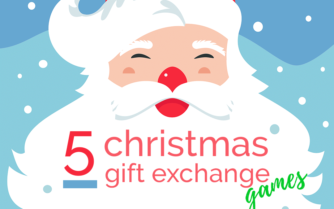 5 Christmas Games for Gift Exchange for All Ages