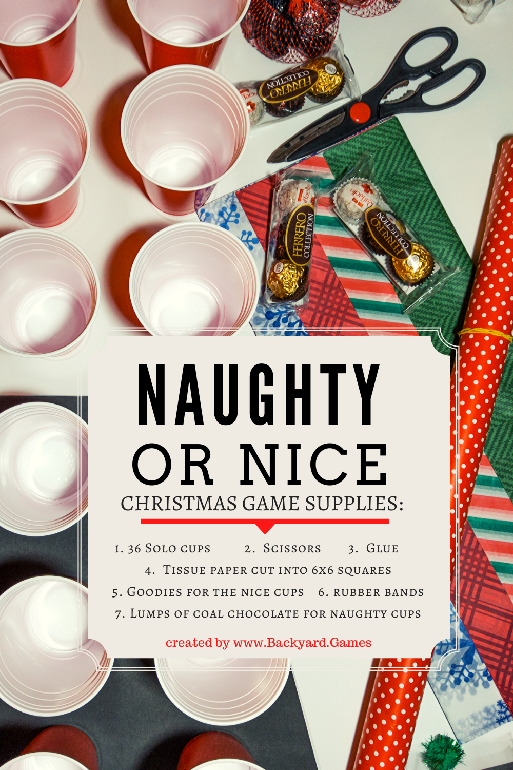 Naughty or Nice Quiz Christmas Game (with Kids & Adults Versions) 3
