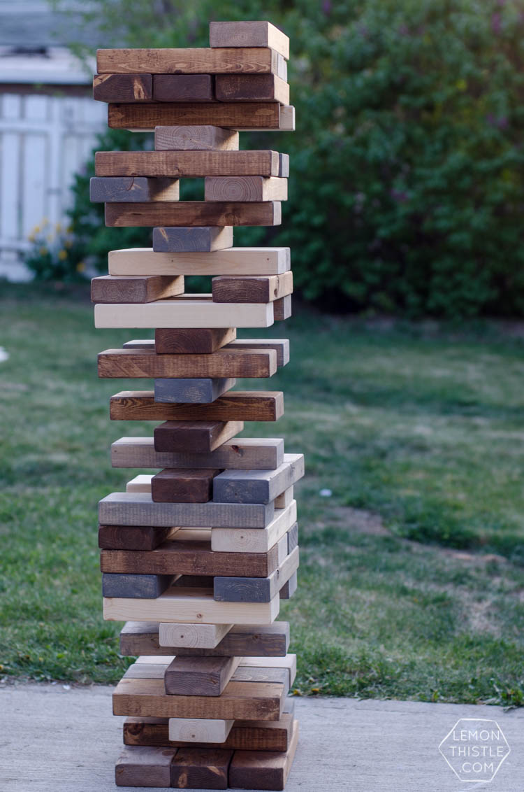 5 Easy to Build DIY Outdoor Games 3