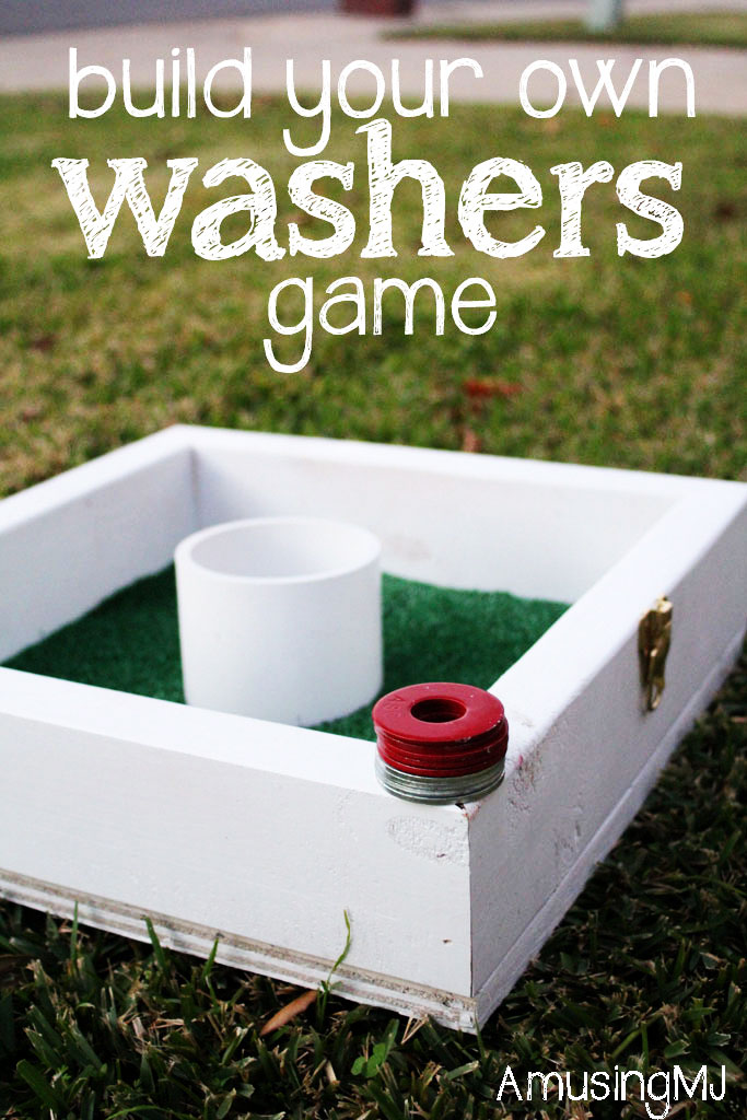 5 Easy to Build DIY Outdoor Games 4