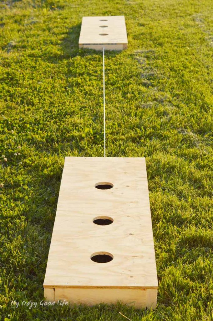 5 Easy to Build DIY Outdoor Games 5